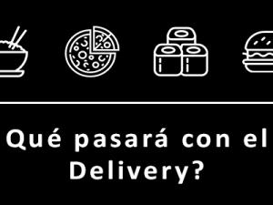 Hacia dónde va el Delivery? Mejor dicho… Hacia dónde te quieren llevar?